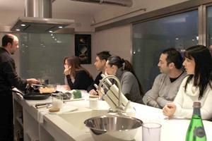 Scuola di cucina con Marco Parizzi