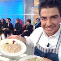 Sergio Barzetti a La prova del cuoco