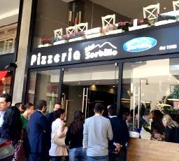 Pizzeria Sorbillo, Lievito Madre al Duomo, Milano