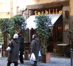 Pizzeria Sorbillo Via tribunali Napoli