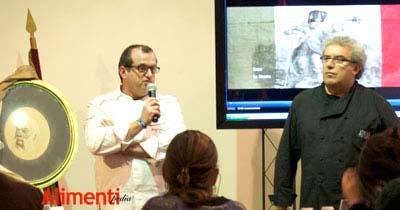 Massimo Spigaroli a Identità Golose 2011