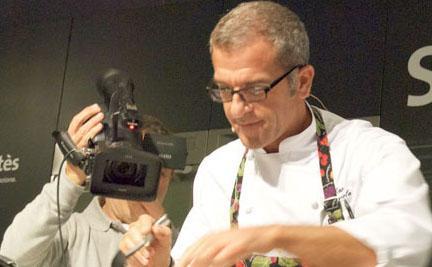 Massimiliano Mariola a Taste of Milano