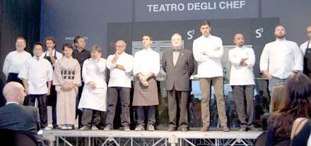 Presentazione chef