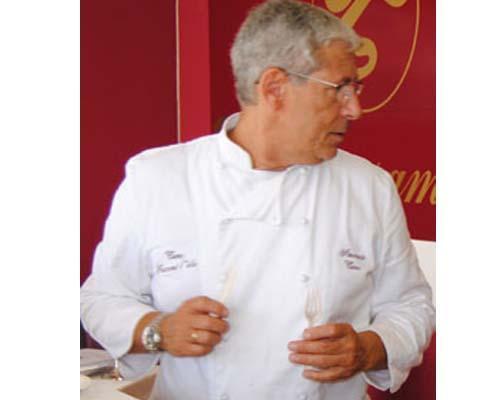 Chef Tano Simonato