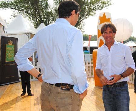 Andrea Berton, Davide Oldani