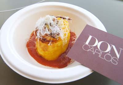 Lasagnette del Don Carlos
