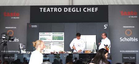 Teatro degli chef