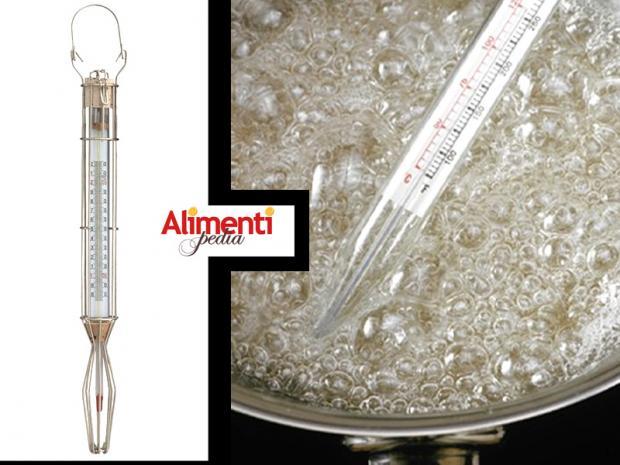 Termometro da zucchero, per caramello