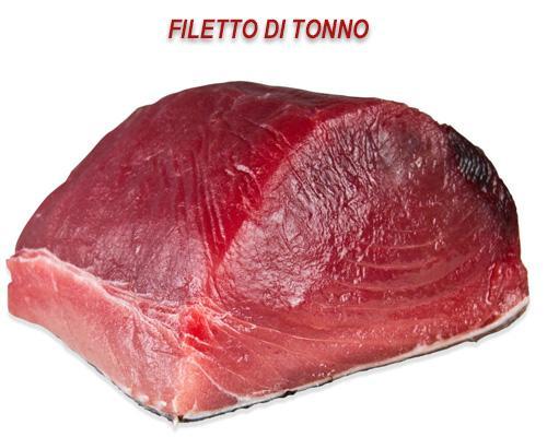 Filetto di tonno