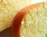 Torta con cremor tartaro