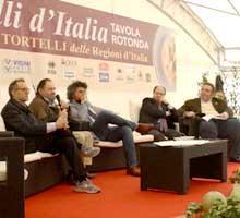 Massimo Bottura ed Enzo Vizzari