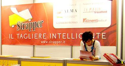 Stand Strapper a Tutto Food 2011