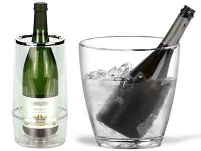 Glasette per raffreddare vino