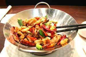 Verdure cotte nella wok