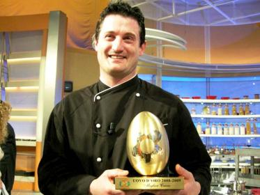 Cristian Bertol a La prova del cuoco