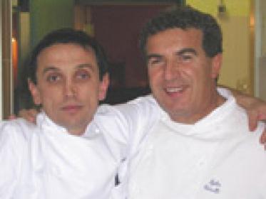 Bruno Barbieri e Igles Corelli