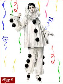 Costume di Pierrot