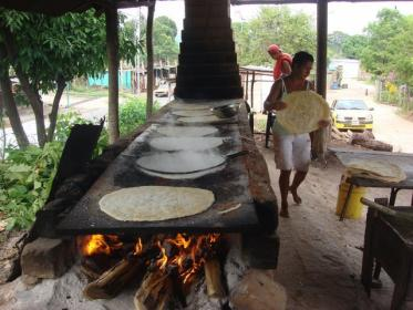 Casabe ricetta sudamericana