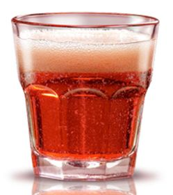 Cocktail con seltz