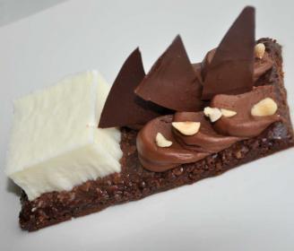 Il morbido di cioccolato Manjari