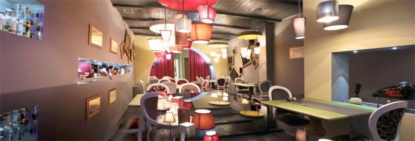 Sala del ristorante Da Fichera by Shakti