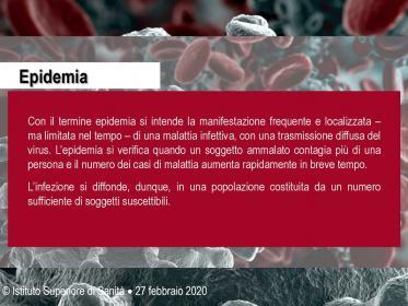 Significato di Epidemia