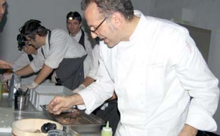 Le Grand Fooding: Massimo Bottura