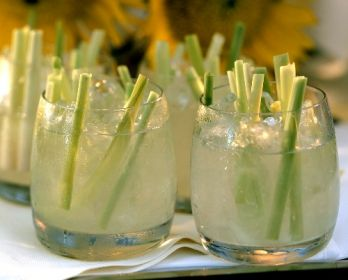 Lemongrass cocktail