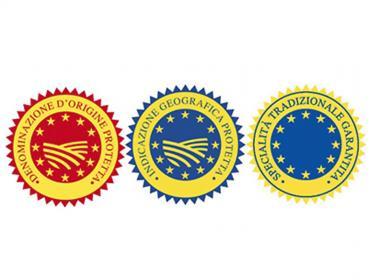 Marchi dei prodotti IG italiani