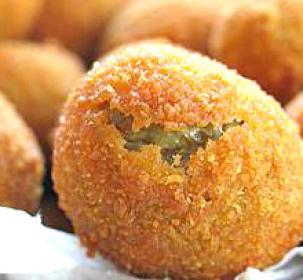 Olive ascolane fritte
