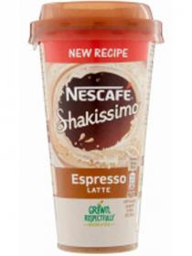 Shakissimo espresso