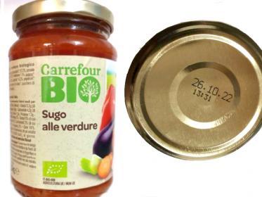 Sugo Carrefour richiamato