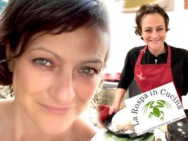 Romana Spagnoli, la Rospa in cucina