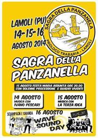Sagra della panzanella a Lamoli (PU)