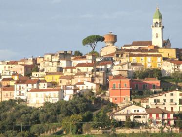 Panorama di Taurasi (AV)