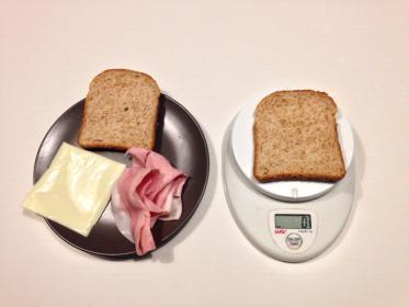 Toast per chi corre: fase 1