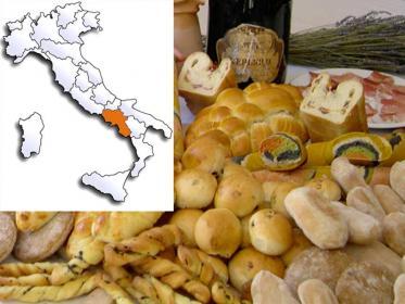 Pane tipico Campania