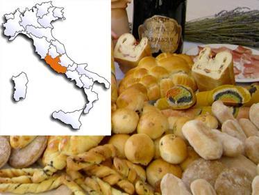 Pane tipico Lazio