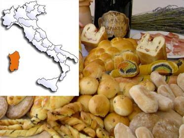 Pane tipico Sardegna