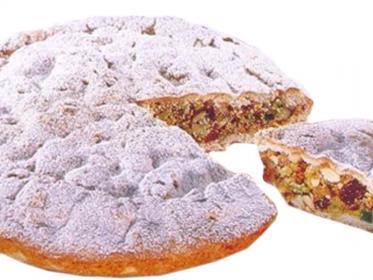 Spongata, dolce tipico natalizio