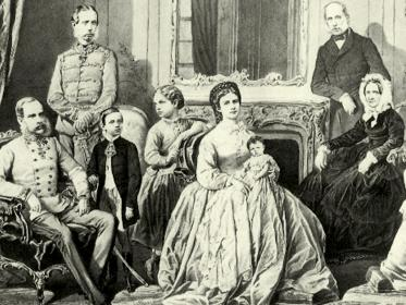 A tavola nell'Ottocento
