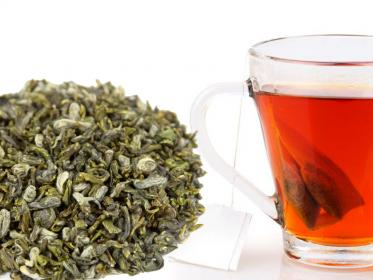 Tisana di tè verde