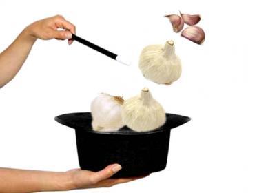 Trucchi e consigli sull'aglio