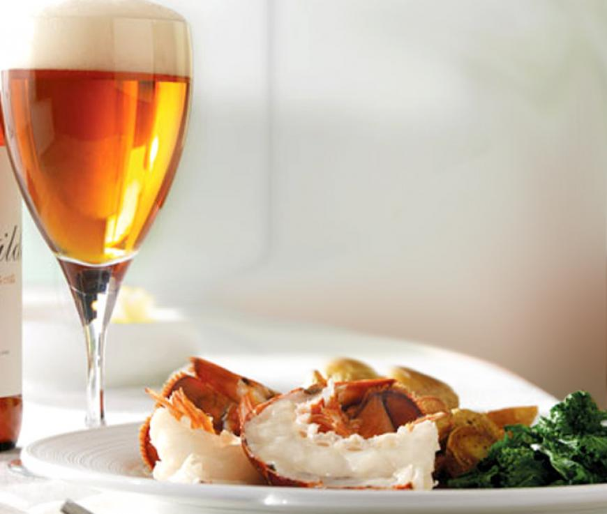 Abbinamento birra e cibo