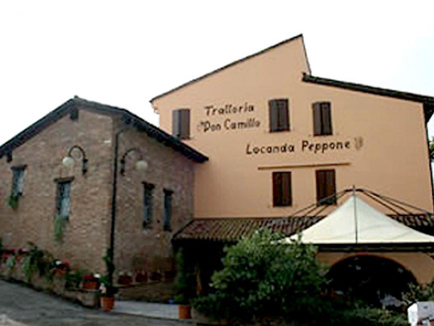Don Camillo locanda Peppone