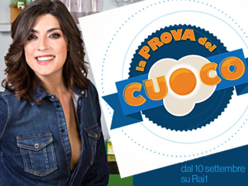 Elisa Isoardi a La prova del cuoco 2018/2019