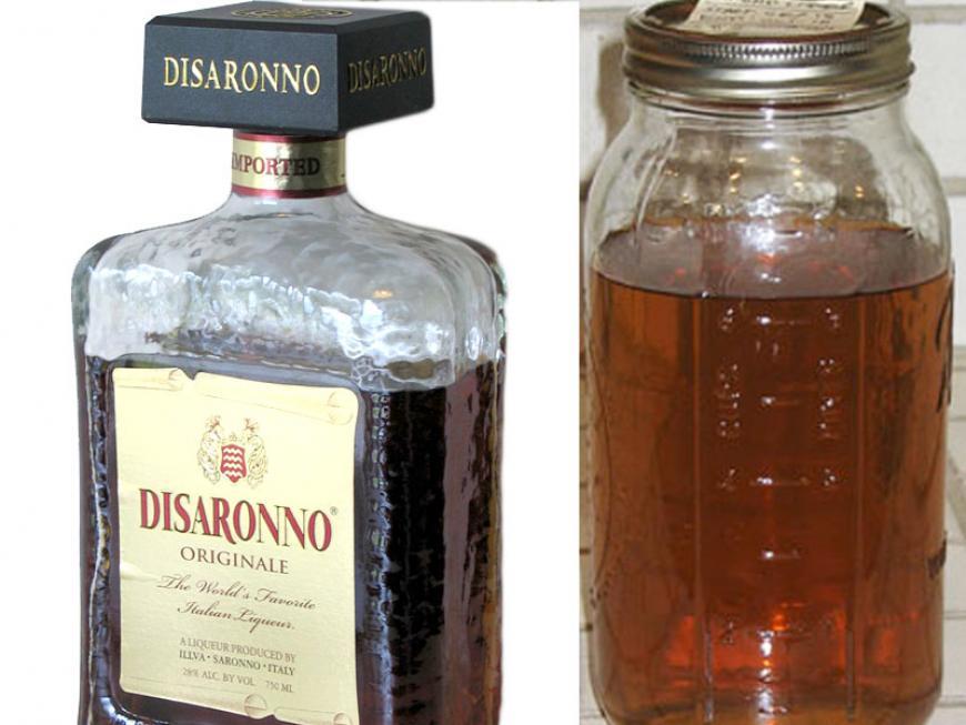Amaretto disaronno liquore