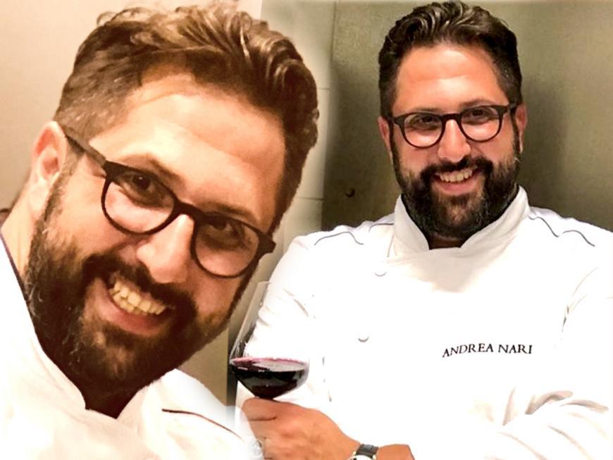 Andrea Nari chef