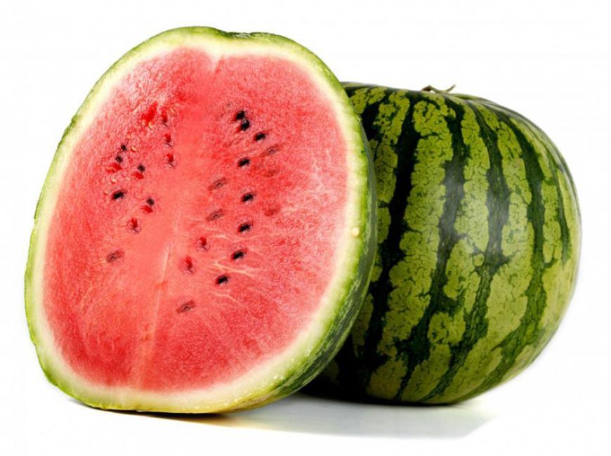 Anguria o cocomero o melone d'acqua