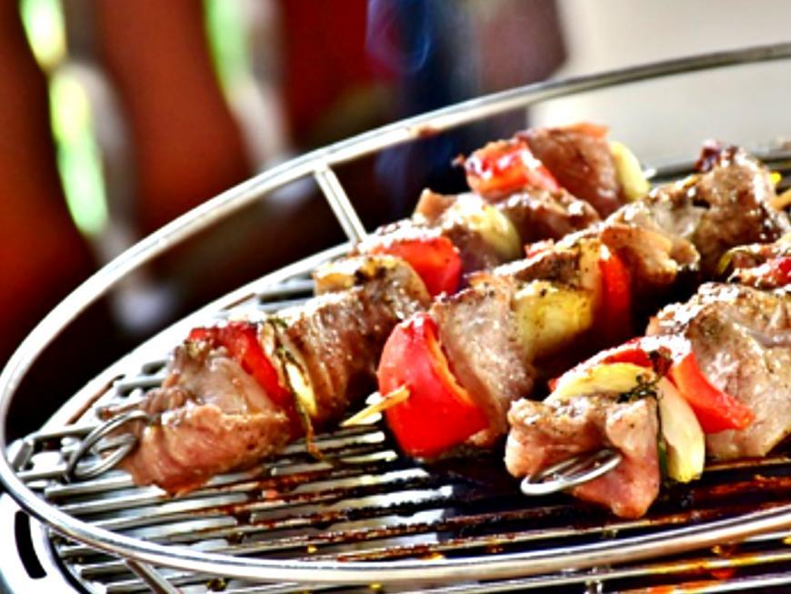 Come fare barbecue senza fumo
